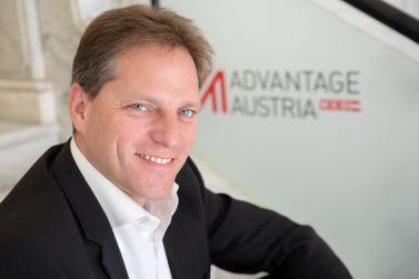 Gerd Bommer, Consilierul Comercial, Ambasada Austriei Secția Comercială