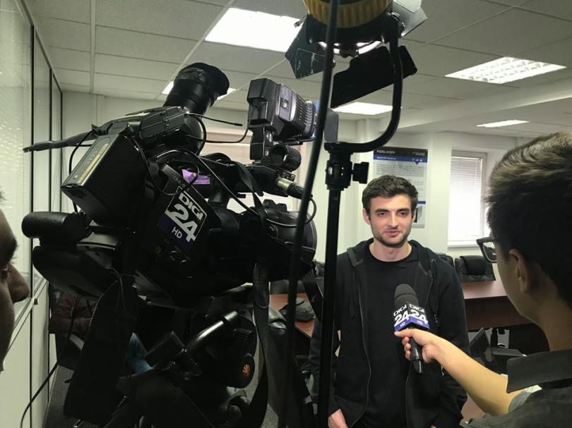 Echipa Romaniei la Campionatul European de Securitate Cibernetica in atentia presei