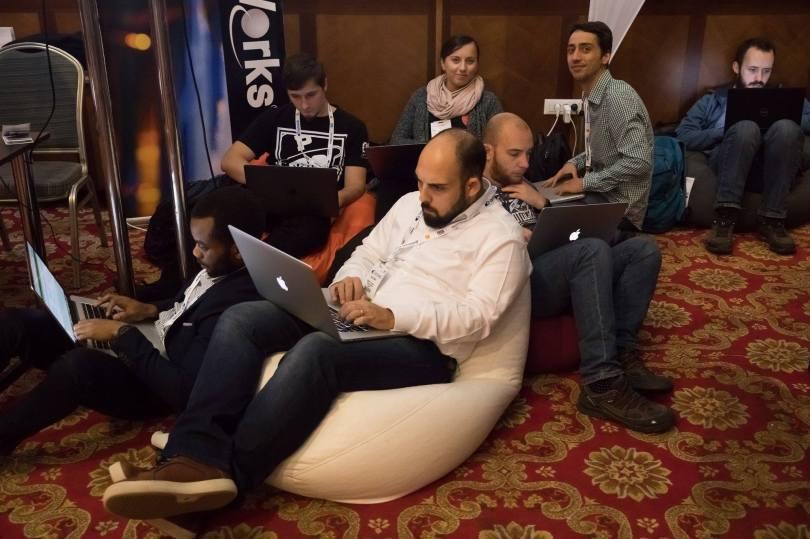 Daniel Barbu la DefCamp 2017